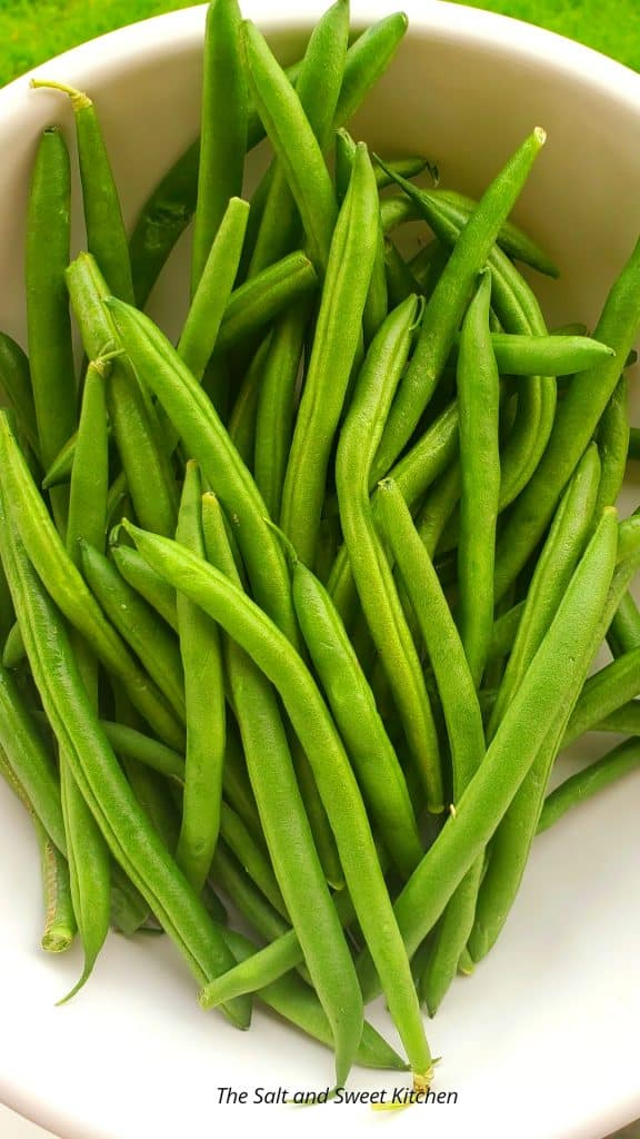 green beans recipes