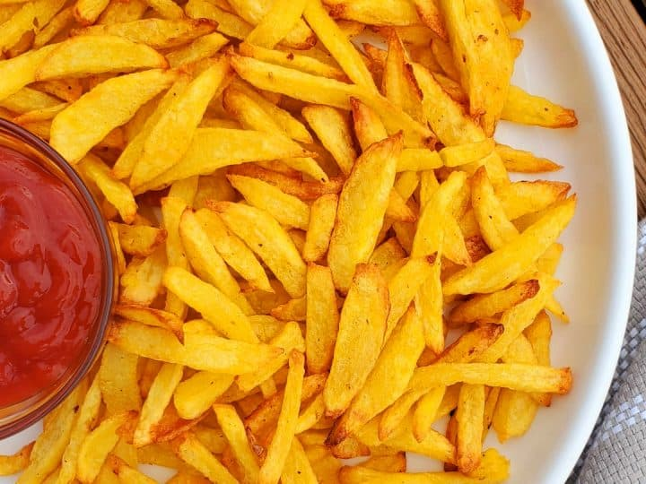Air-Fried French Fries