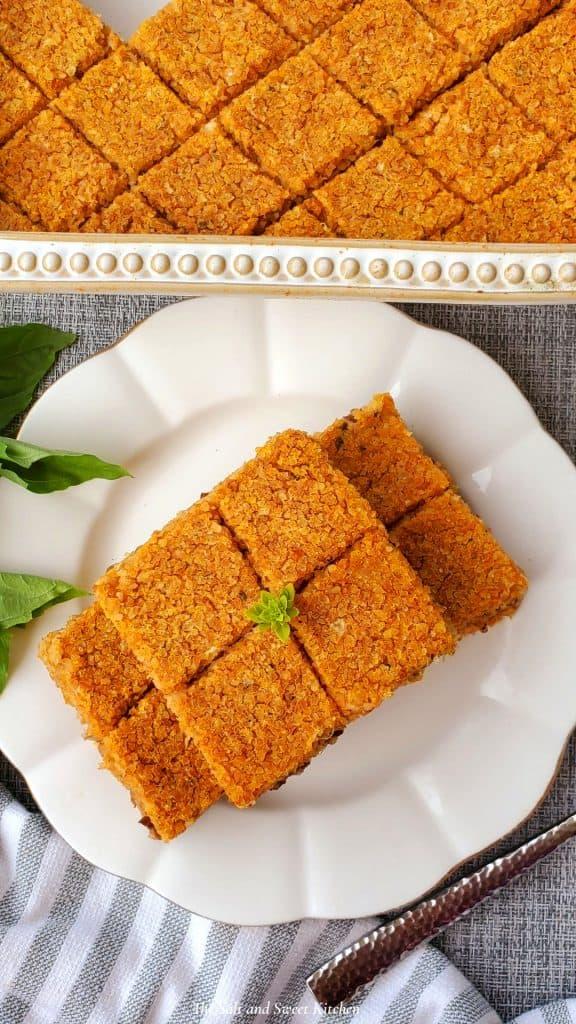 Lebanese pumpkin kibbeh recipe