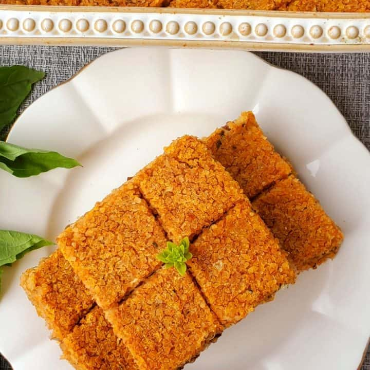 If you are looking for pumpkin recipes, you will love this Lebanese pumpkin kibbeh recipe.
