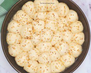cheese stuffed buns