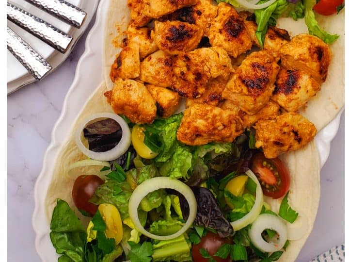Chicken Tawook