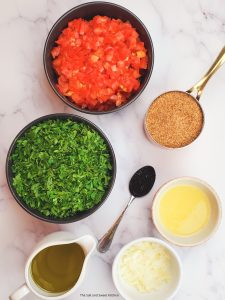 What is Tabouli or tabbouleh?