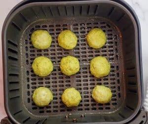 air fryer falafel balls
