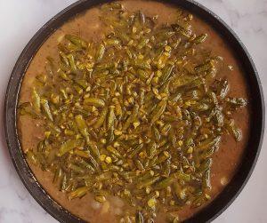 frozen okra recipes