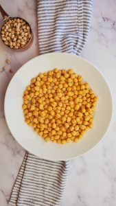 chickpea for Lebanese Fatteh