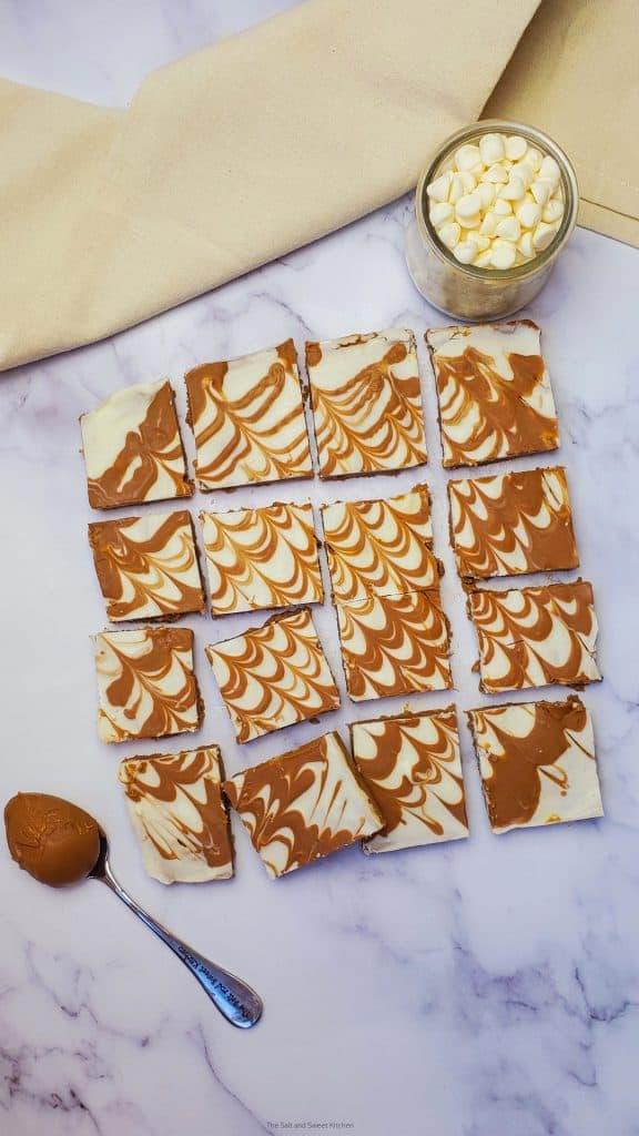White chocolate chip recipes/ biscoff lasagne recipe.