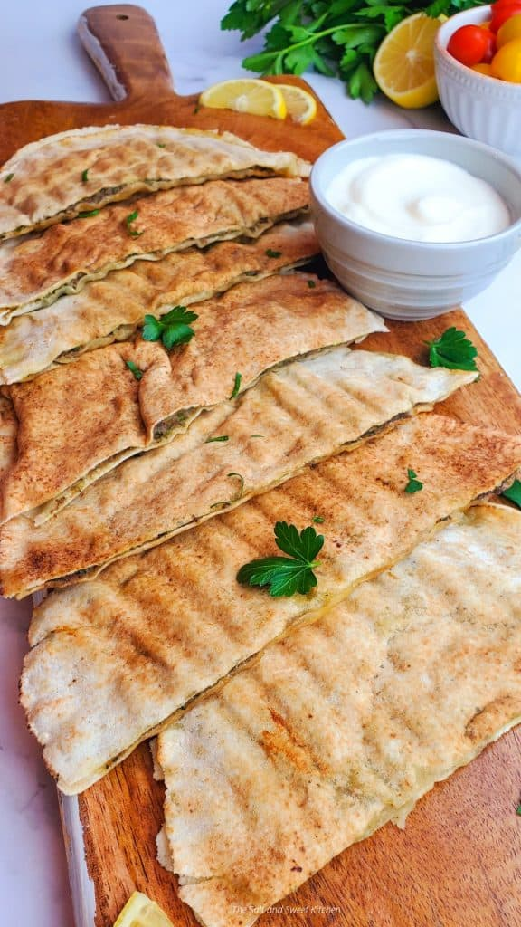 Lebanese Kafta recipe- Kafta arayes