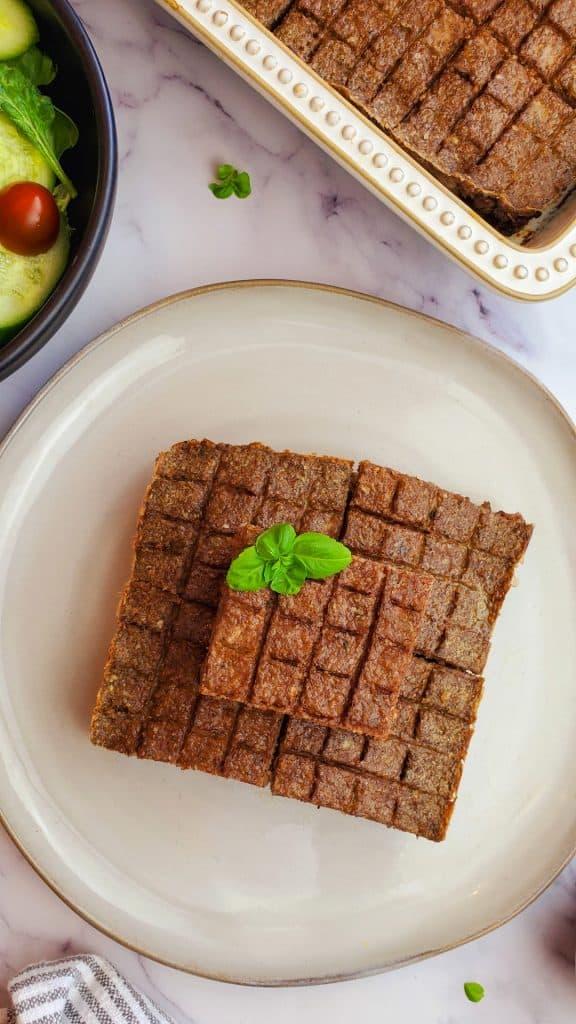 Kibbeh recipe Lebanese style.